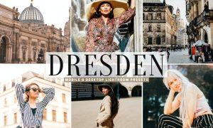 Dresden Mobile & Desktop Lightroom Presets