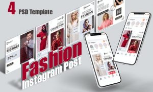 Fashion Instagram P3HRL6B