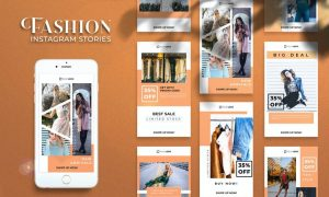Fashion Instagram Stories AEUK8HS