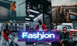 Fashion Lightroom Mobile & PC Presets