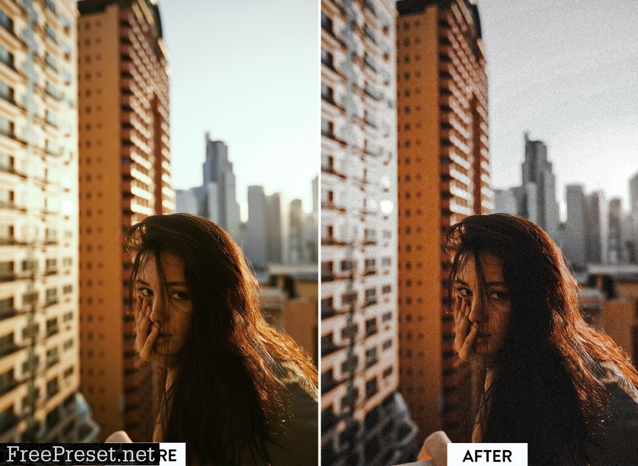FILM NOIR Pro Lightroom Preset 5237631