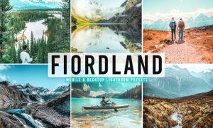 Fiordland Mobile & Desktop Lightroom Presets