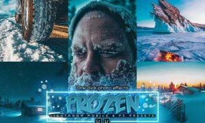 Frozen Blue Mobile & PC Presets