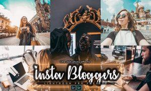 Insta Bloggers Lightroom Mobile & PC Presets