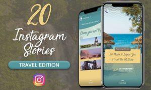 Instagram Stories NJURE4M