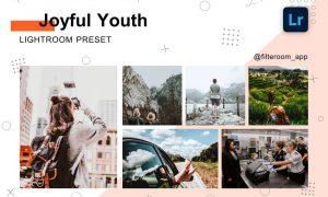 Joyful Youth - Lightroom Presets 5238825