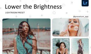 Lower Brightness - Lightroom Presets 5227335