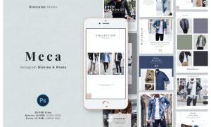 MECA Instagram Posts & Stories 9RDYGNB
