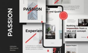 Passion - Post & Story Instagram Vol. 2 2DRJTS5