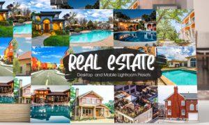 Real Estate Showcase Lightroom Presets 5830567