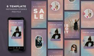 Sale Up Instagram Stories ZJQ6262
