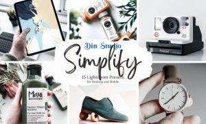 Simplify Lightroom Presets