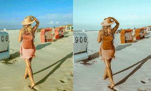 Summer Tones Photoshop Actions