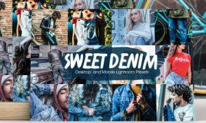 Sweet Denim Lightroom Presets 6034233