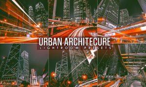 Urban Architecture Lightroom Presets