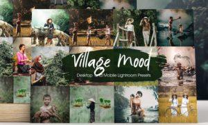 Village Mood Lightroom Presets 5785927