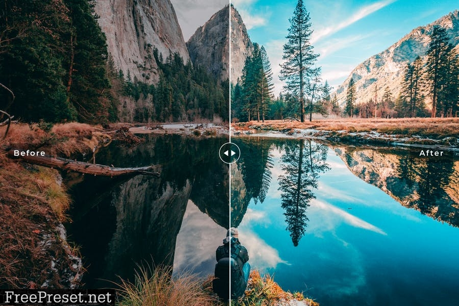 Yosemite Mobile & Desktop Lightroom Presets