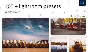 100 + Lightroom Mobile Preset DNG 5228629