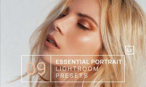 9 Essential Portrait Lightroom Presets + Mobile
