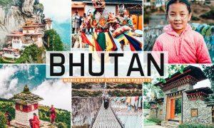 Bhutan Mobile & Desktop Lightroom Presets