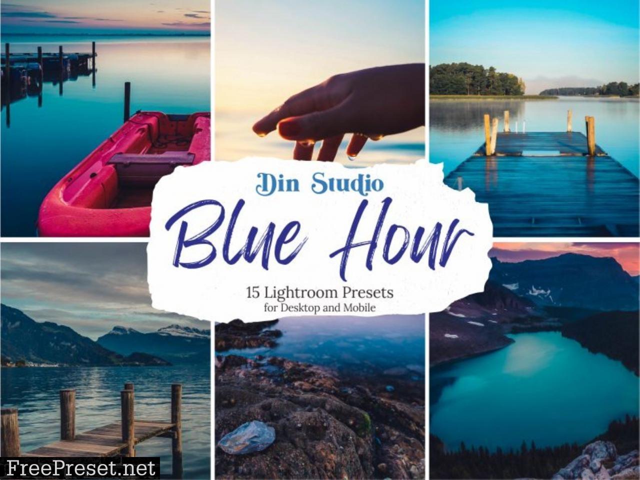 Blue Hour Lightroom Presets 5555559