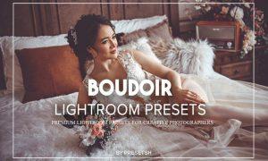 Boudoir Lightroom Presets