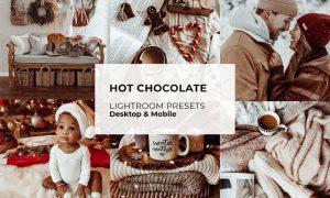 Christmas Hot Chocolate LR Presets 5642298
