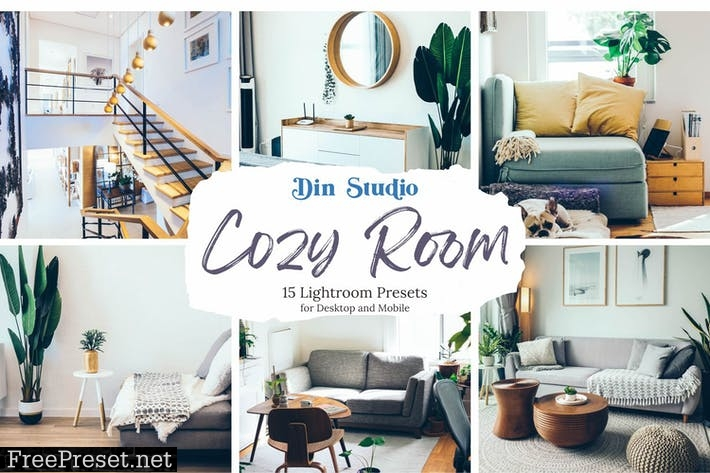 Cozy Room Lightroom Presets