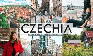 Czechia Mobile & Desktop Lightroom Presets