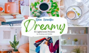 Dreamy Lightroom Presets