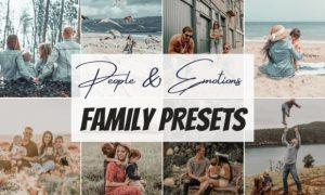 Family Mobile Lightroom Preset 6574835