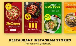 Food Banner Instagram Post PTXFMAH