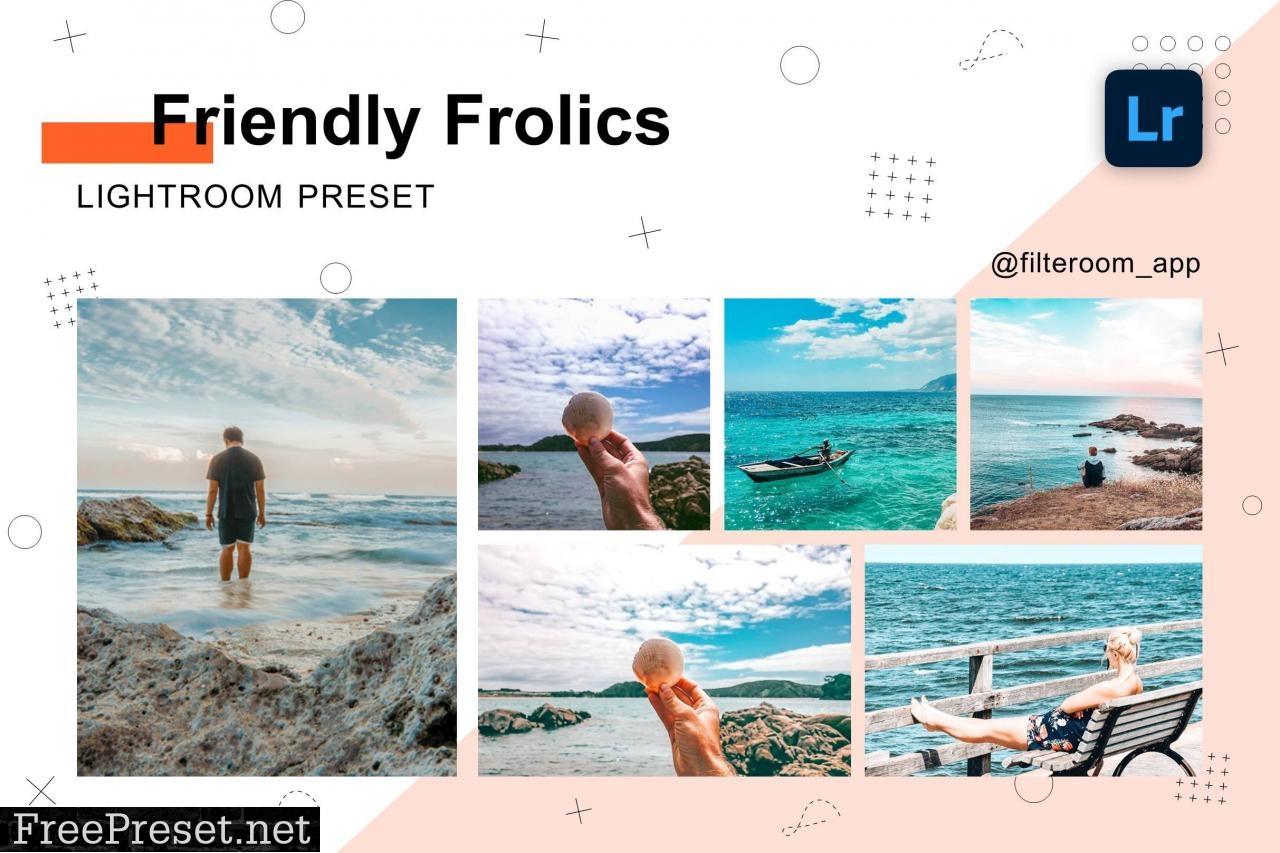 Friendly Frolics - Lightroom Presets 5238885