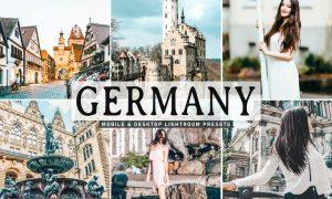 Germany Mobile & Desktop Lightroom Presets