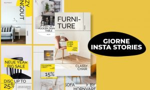 Giorne Insta Stories Template 8KT9TRT