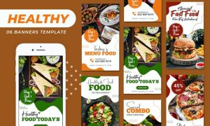 Healthy Food Insta Puzzle PLSSST5