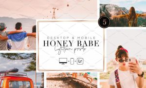 HONEY BABE - Lightroom Presets 4982611
