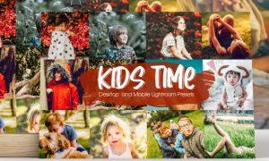 Kids Time Lightroom Presets 6248066