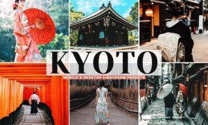 Kyoto Mobile & Desktop Lightroom Presets