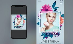 Live Stream Instagram Set 2MCJY3V