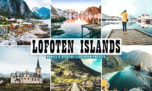 Lofoten Islands Mobile & Desktop Lightroom Presets