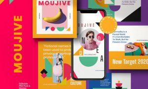 Moujive - Post & Story Instagram Vol.2 CA9VS76