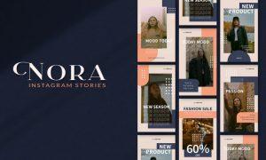 Nora Instagram Stories 2N8R5DA