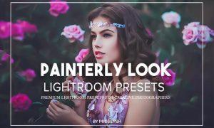 Painterly Lightroom Presets