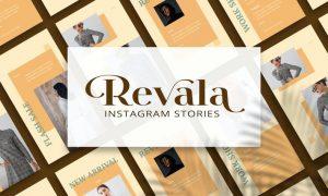 Revala Instagram Stories P89WNQB