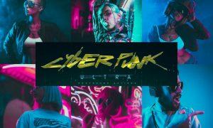 Ultra CyberPunk Photoshop Actions S2N8MWQ