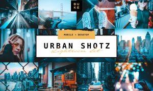 Urban Shotz – Pro Lightroom Preset 4802469