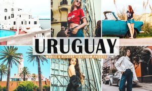 Uruguay Mobile & Desktop Lightroom Presets