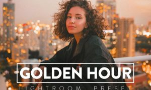 10 GOLDEN HOUR Lightroom Preset 5568372