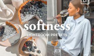 4 Lightroom Presets SOFTNESS 5447284